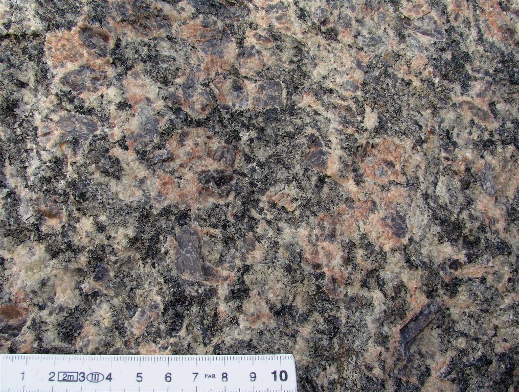Granit Bestandteile skan kristallin