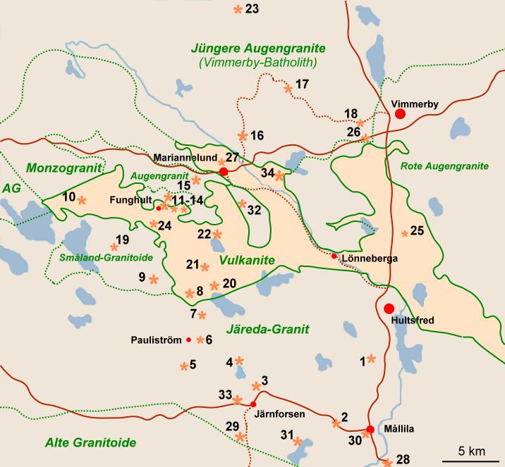 lönneberga schweden karte